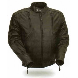 Men's Classic Bomber Jacket