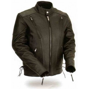 Mens Classic Vented Scooter Jacket from First Classics