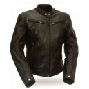 Women's Sleek Vented Scooter Jacket