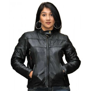 Women's Vented Scooter in Cowhide from Vance