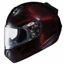 Red Joe Rocket RKT201 Carbon Full Face Helmet