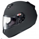 Matte Black Joe Rocket RKT201 Solid Full Face Helmet