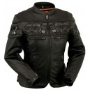 Men's Sleek Vented Scooter Jacket