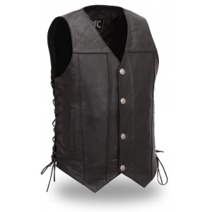 Men's Buffalo Nickel Vest from First Classics